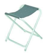 bel-sol aluminium stool Gala anthracite camp stool