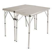 Coleman 15cm 1 Camping Table Outdoor Furniture - Silver