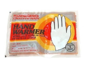Mycoal single use air-activated hand / foot / body warmers