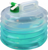 Highlander Accordion 10 Water Carrier - Clear