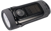 Power Plus Barracuda LED Solar/Wind-Up Torch
