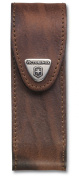 Victorinox 2-3 Layer Pouch for Lockable Tool - Leather, Brown
