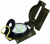Highlander Military Compass - Black