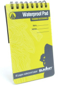 SUMMIT - 40 Page Waterproof Notepad - Pocket Size
