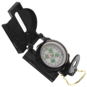 Professional Military Style Liquid Metal Body Compass Navigation Survival Hiking