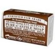 Dr. Bronner - Bar Soap-Eucalyptus - 150ml - Bar