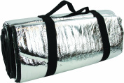 Highlander Padded Reflective Thermo Survival Blanket Mens