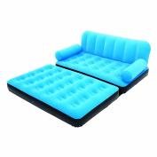 BESTWAY Comfort Quest Multi-Max Couch - Blue, 74 x 150cm x 60cm