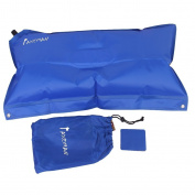 Inflatable Soft Air Pillow Cushion Travel Outdoor Camping Hiking Floating Safety Air Sac