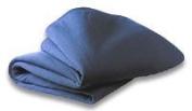 Cocoon Travel Blanket Coolmax grey/blue pillow