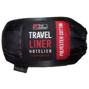 Trekmates Poly-Cotton Travel Liner - Hotelier