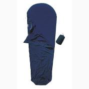 Cocoon Micro-Fleece MummyLiner dark petrol blue
