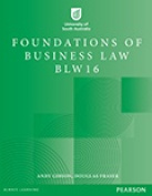 Foundations of Business Law BLW16 Custom Book