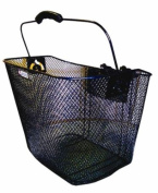 Front Mesh Wire Basket With Quick Release Bracket