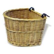 Large Wicker Bicycle Basket