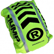 Respro Hi-Viz Hump Waterproof Regular Rucsac Cover - Yellow
