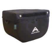 Altura Arran Handle Bar Bike Bag 2012 5 Litres - QR Fitting Black