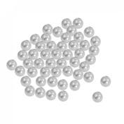 50 Pcs Replacing Parts 10mm Diameter Bike Bicyle Steel Ball Bearing