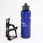 Sport DirectTM Bicycle Alloy Bottle & Plastic Cage
