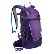 CamelBak L.U.X.E. Rucksack with drink system Ladies purple Rucksack with drink system