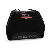 Scicon Travel Plus bike case Racing black bike case