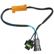 2 x H8 H11 LED Turn Singal Resistor Canbus Error Free for BMW Audi