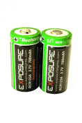 Exposure Re-Chargable Batteries For Spark -