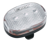 Torch Front White Bright 3 Led Light
