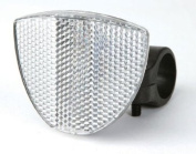 Raleigh GDL204 Front Handlebar Reflector - White