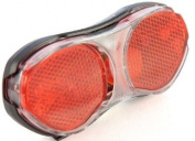 Sport DirectTM Bicycle Bike LED Rear Dynamo Reflector Light