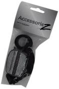Accessoriez Front Reflector Bracket - Black/Clear