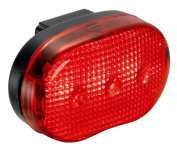 Torch Rear Tail Bright 3 LED Light