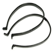 Cycle Trouser Clips Black