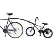 New Black Trail Gator Bicycle Tow Bar
