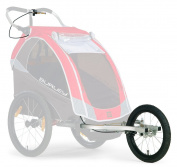 Burley Design Jogger Kit Solo Bicycle Trailer Accessory - Silver