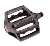 ETC BMX Alloy Pedals 1.4cm Black