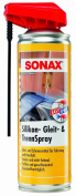 Sonax Silikon Glide/Care Spray - Black