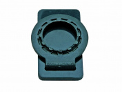 Unior URT201 Pocket Lockring Remover and Spoke Key - Metallic Grey