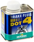 Motorex DOT4 Brake Fluid 250GR