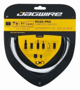 Jagwire Racer 18008012 Brake Cable Set White