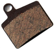 Clarks ORGANIC Bicycle Cycling Bike Disc Brake Pads - Hayes Stroker Ryde