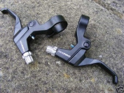Tektro RM4 Alloy Brake Levers (Pair) Black