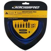 Jagwire Kevlar Lined Mountain Pro Brake Kit - Blue