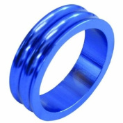 ONE23 Headset Spacer 28.6 x 5mm Alloy CNC Concave