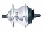 Sturmey Archer HSH114 Hub - Silver, 7cm