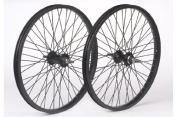 Diamondback DBX069F Front BMX Wheel - Black, 50cm