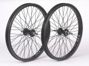 Diamondback DBX081R Front BMX Wheel - Black, 50cm