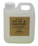 Gold Label - Pig Oil and Sulphur