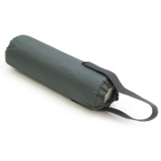 Landing net float in green. High buoyancy fishing aid helps landing carp, pike and coarse fish