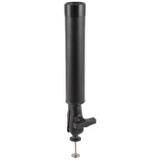 Ram Mount - RAM-Tube Fishing Rod Holder with 5 Spot Mounting Base Adapter